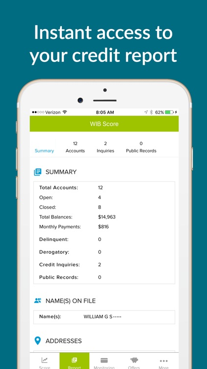 WIB Score screenshot-4