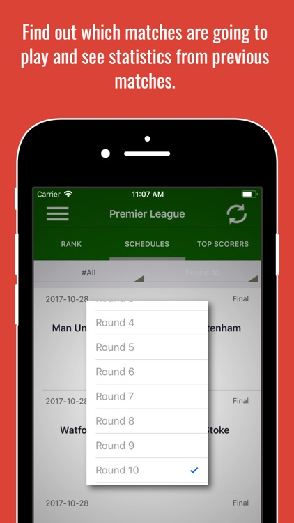 Live Scores Football - Leagues screenshot-4