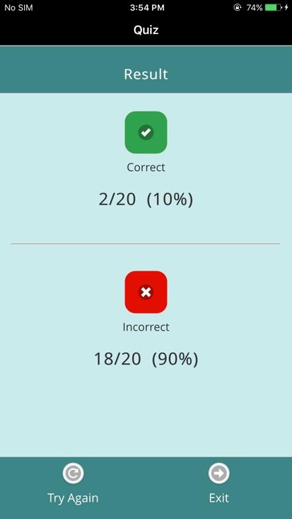 Analytical Chemistry Challenge screenshot-4