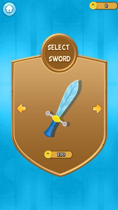 Sword Hit : Sword VS Shild screenshot two