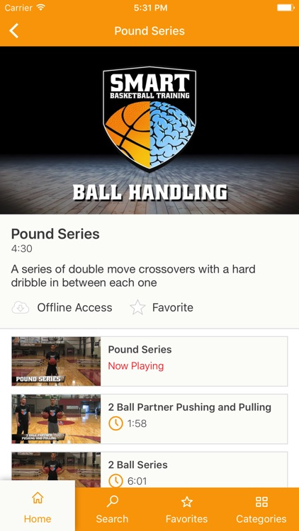 Smart Basketball Training screenshot-3