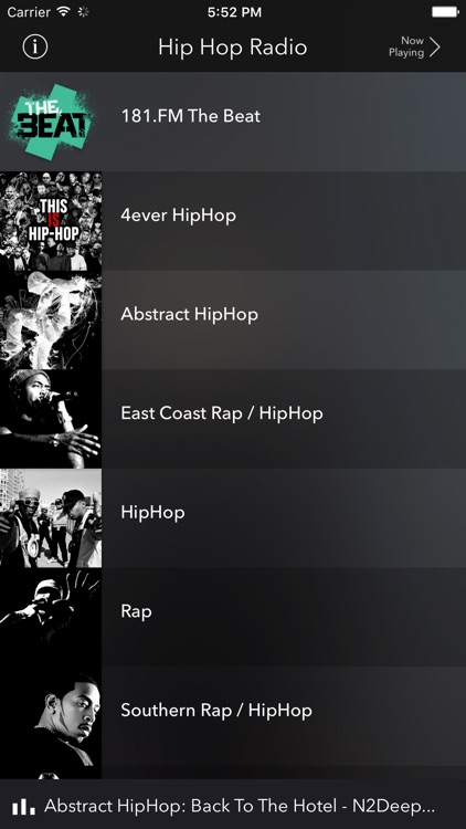 Hip Hop Music Radio