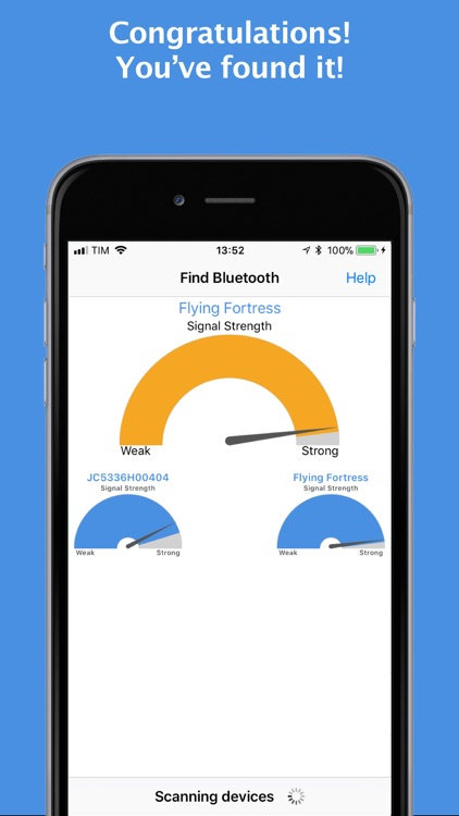 Find Bluetooth screenshot-3