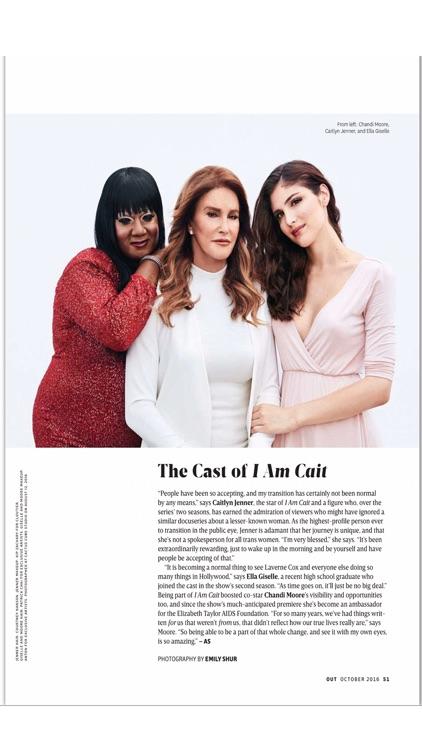 OUT Magazine screenshot-4