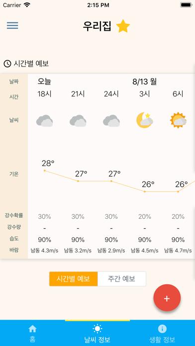 하이날씨 - 미세먼지, 기상청 날씨 예보, 오늘날씨のおすすめ画像6