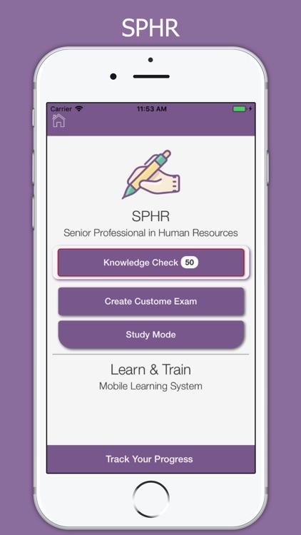 HRCI/SPHR Exam Prep 2018