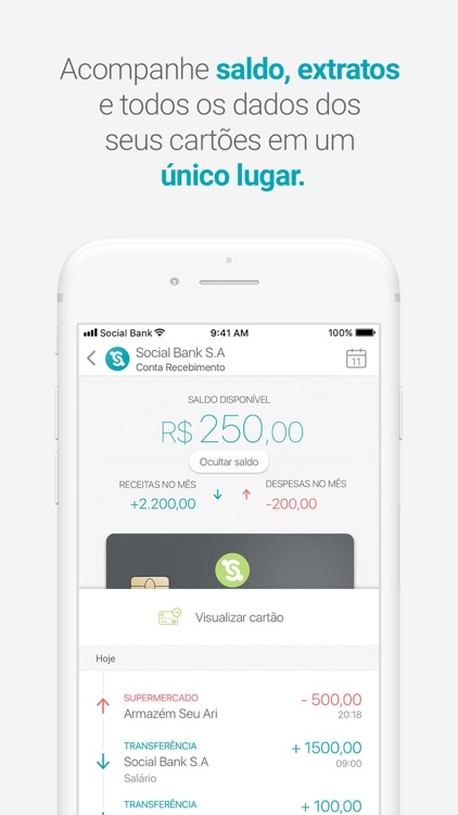 Social Wallet screenshot-4