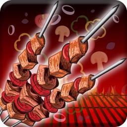 BBQ Restaurant Grill Maker