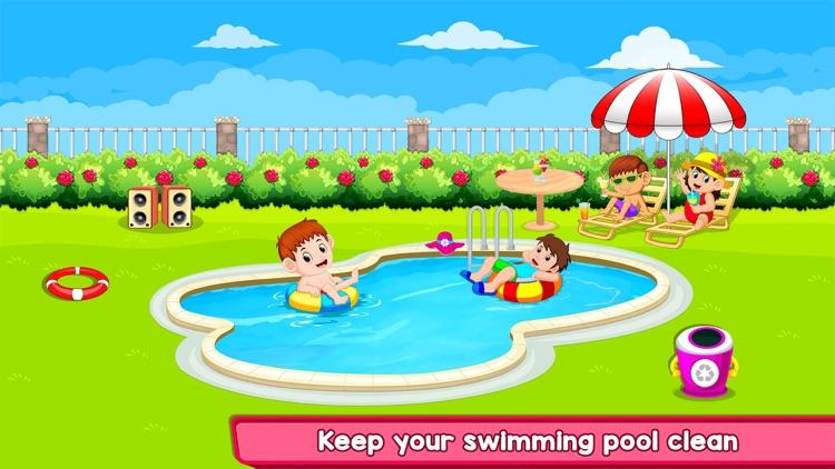 Kids Cleanup Games screenshot-4
