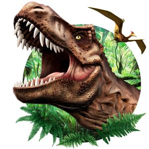 Monster Park - Dino World app