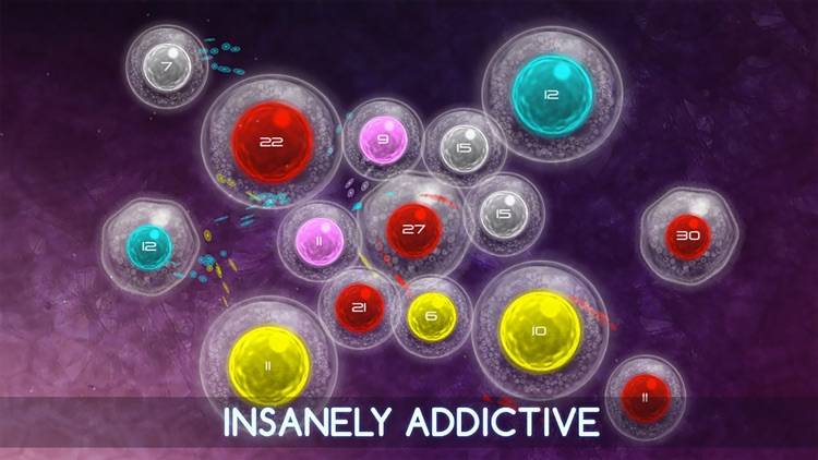 Biotix: Phage Genesis screenshot-1