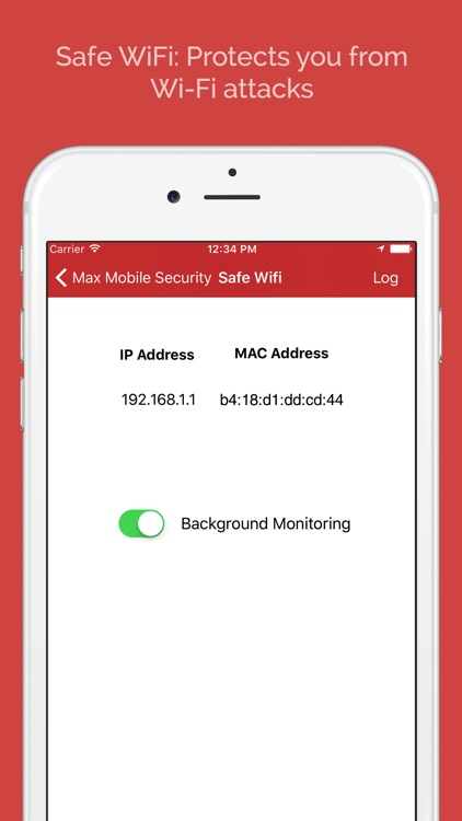 Max Mobile Security screenshot-1