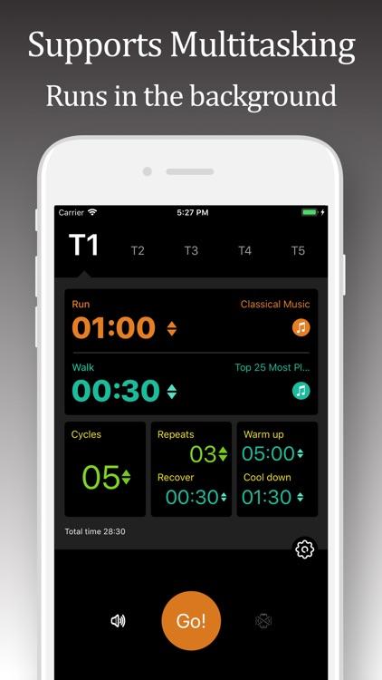 Running Timer screenshot-4