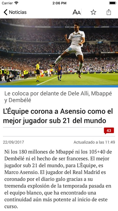 download MARCA - Diario deportivo apps 0