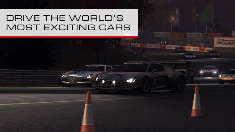 GRID™ Autosport screenshot-9