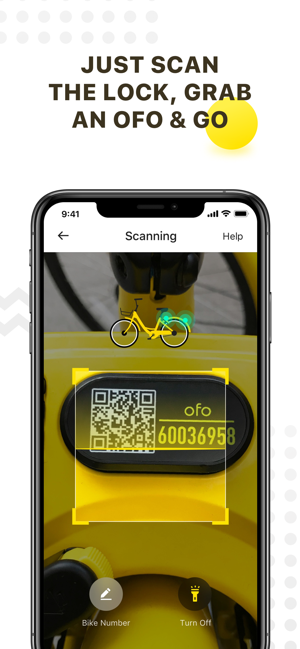 ‎ofo — Get there on two wheels Screenshot