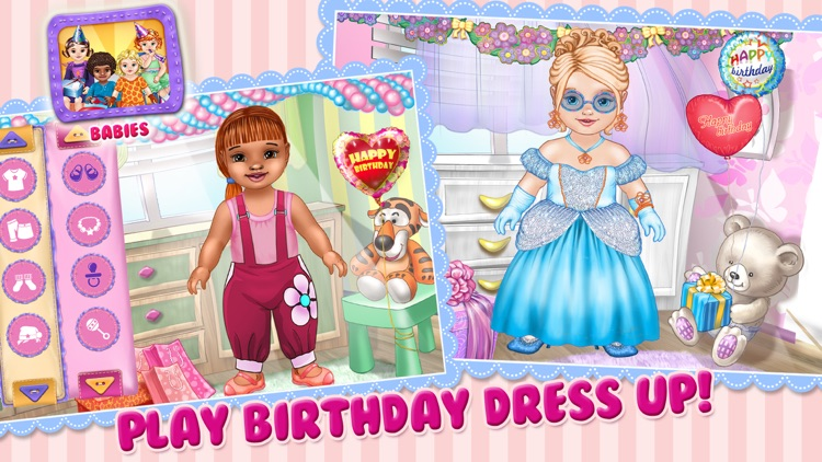 Baby Birthday Planner screenshot-4
