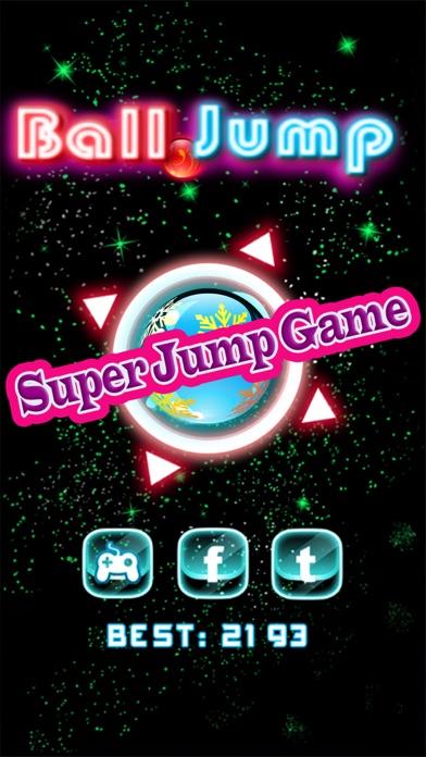 Ball Jump On Galaxy