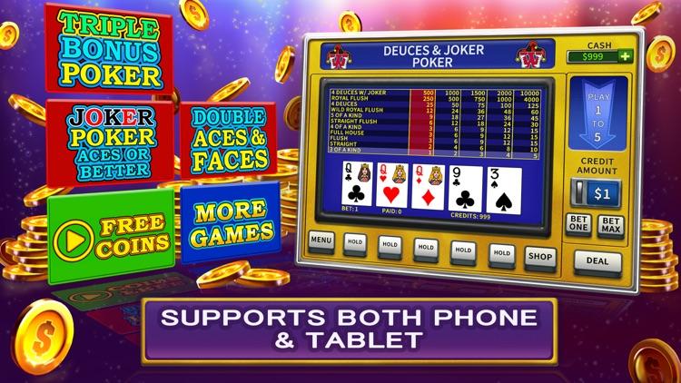 Video Poker High Limit screenshot-6