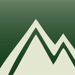 Tripleblaze Topo: Camp & Hike