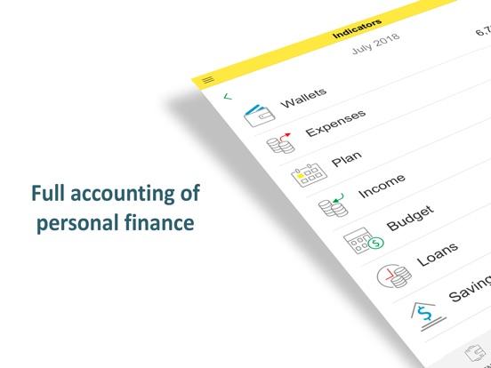 Budget Expense Tracker/Manager Screenshots