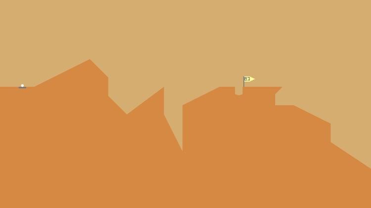 Desert Golfing screenshot-4