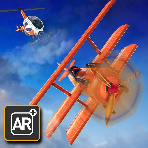 AR Plane Craze : Fun Joyride