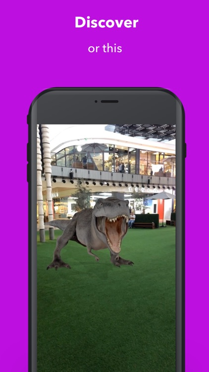 FiltAR - Augmented Reality App screenshot-3