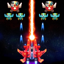 Strike Galaxy Attack Fighters