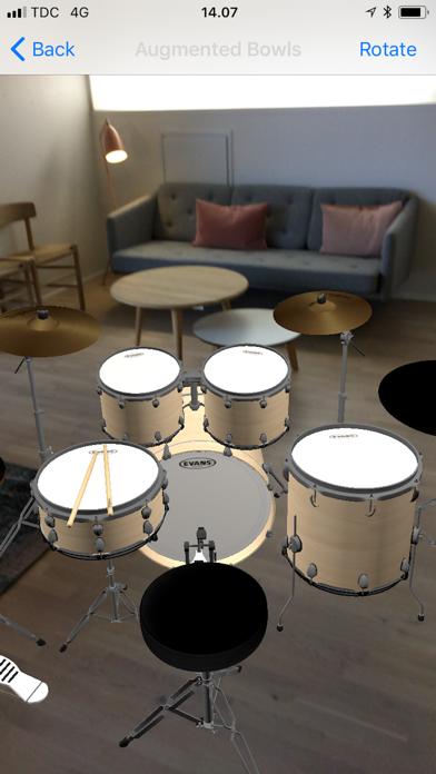 ドラム - 拡張現実のおすすめ画像2