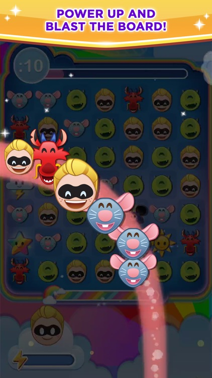 Disney Emoji Blitz screenshot-3