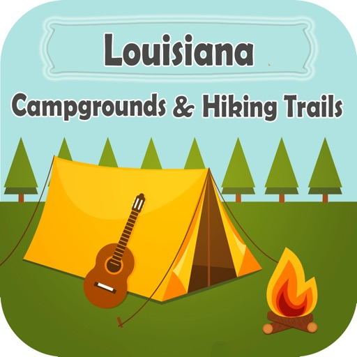 Louisiana Campgrounds & Trails