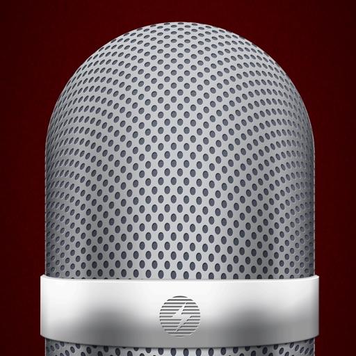 HD Audio Recorder : WAV,M4A,AAC,MP4,CAF,Voice Memo