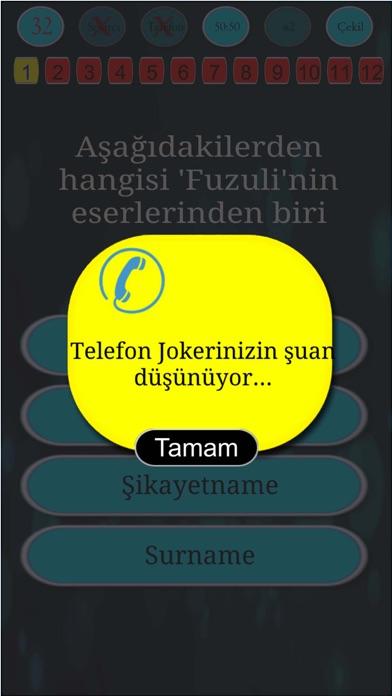 Yks Bilgi Yarışması screenshot four