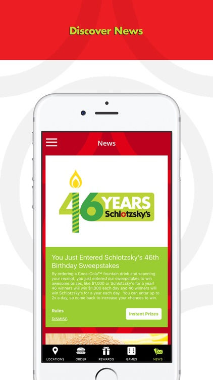 Schlotzsky's Rewards Program screenshot-4