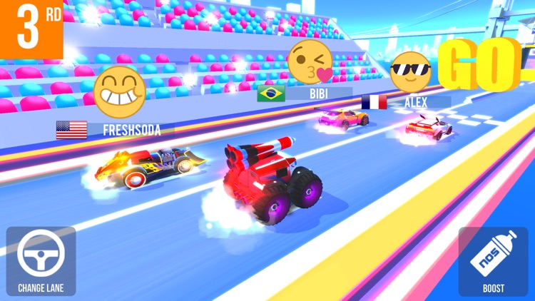 SUP Multiplayer Racing screenshot-4