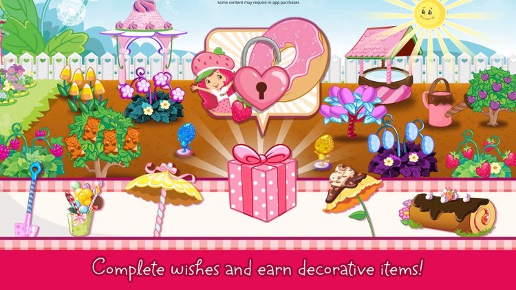 Strawberry Shortcake Candy screenshot-3