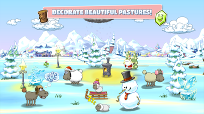 Screenshot from Clouds & Sheep 2