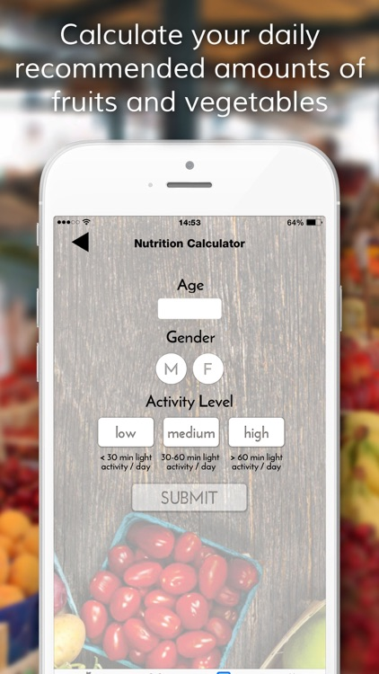 Smart Foods - Organic Diet Buddy screenshot-4