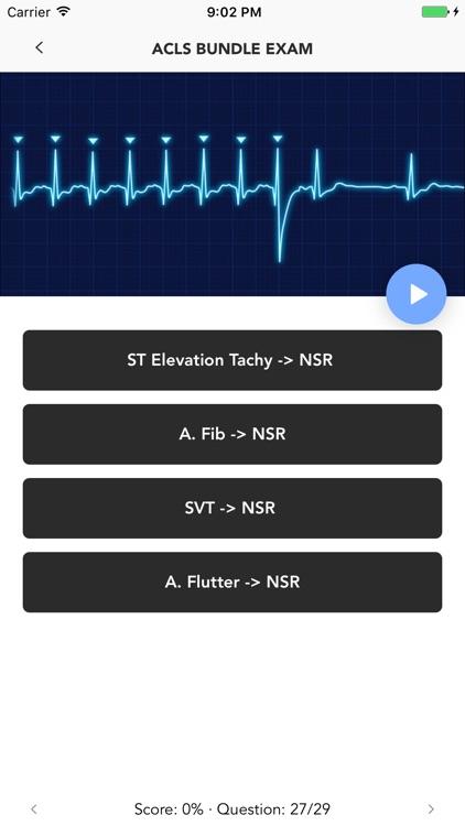 Instant ECG - Mastery of EKG screenshot-4