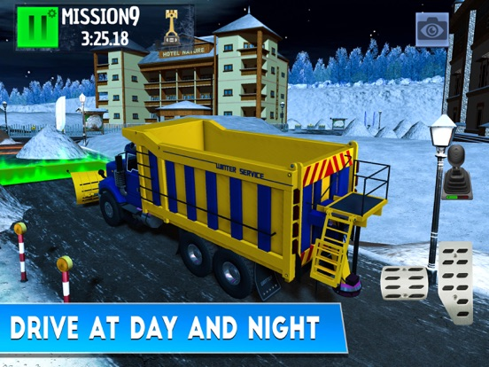 Скачать игру Winter Ski Park: Snow Driver