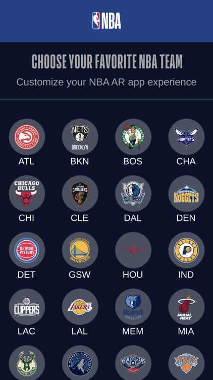 NBA AR - Basketball Game screenshot-4