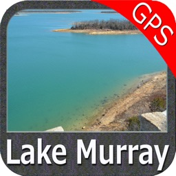 Lake Murray SC Nautical Charts