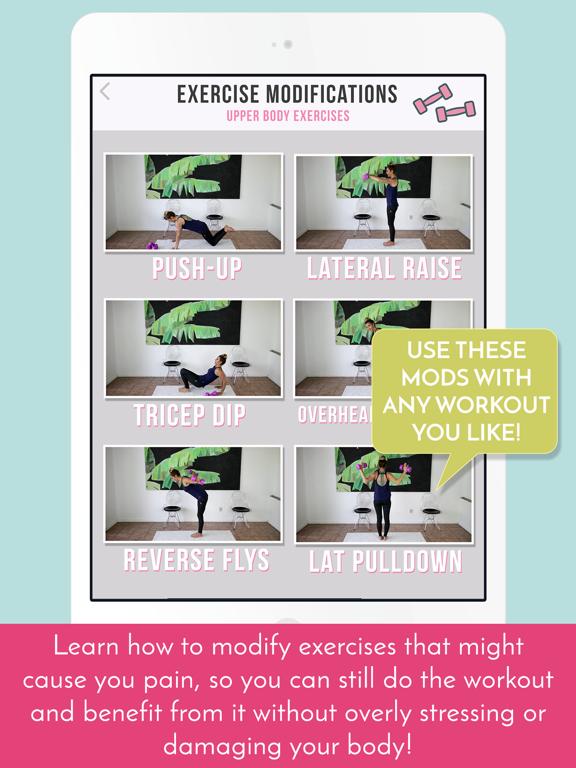 Fibromyalgia & Fatigue Fitness screenshot 10