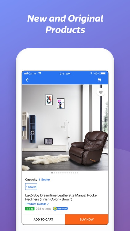 Flipkart - Online Shopping App screenshot-3