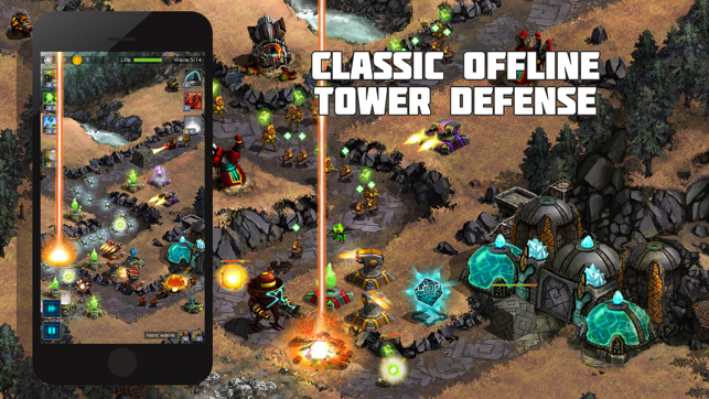 Ancient Planet Tower Defense on the App Store