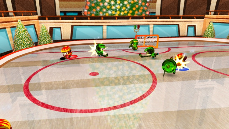 Chop Chop Hockey screenshot-4