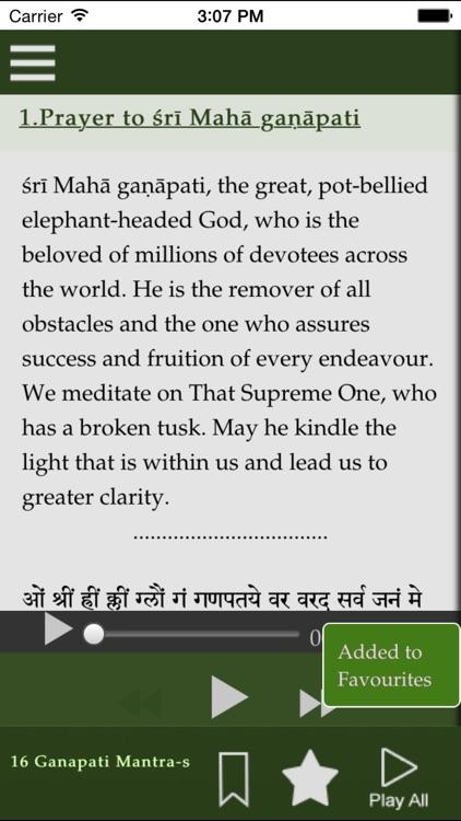 16 Ganapathi Mantra-s screenshot-3