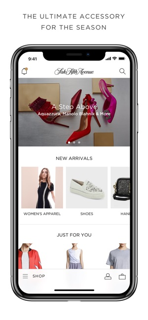 6d8bc497f52 Saks Fifth Avenue on the App Store