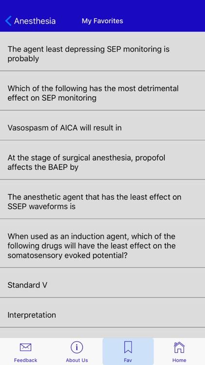 Anesthesia Exam Prep screenshot-7